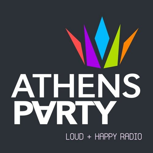 logo Athens Party