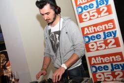 Radio Athens Dee Jay